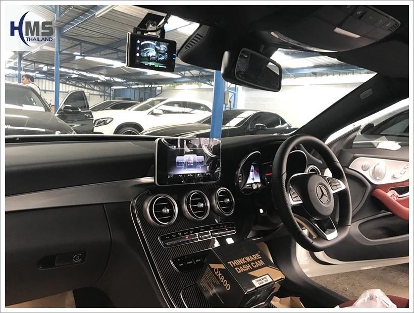 20180425 กล้องติดรถยนต์ Thinkware Qx800