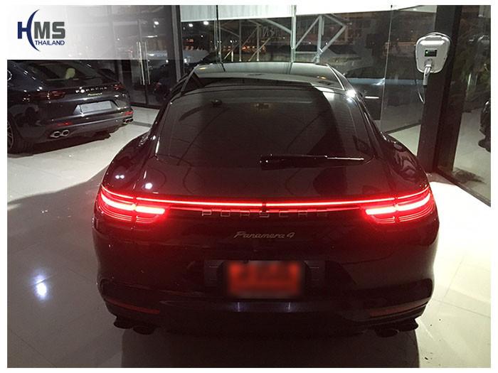 20190511 Porsche Panamera4 back