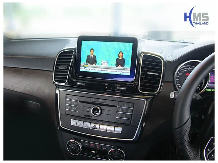 20161207 Benz GLE500e_X166_Digital TV_View_1