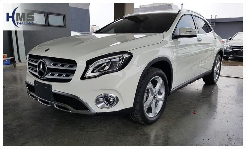 20180322 Mercedes Benz GLA200