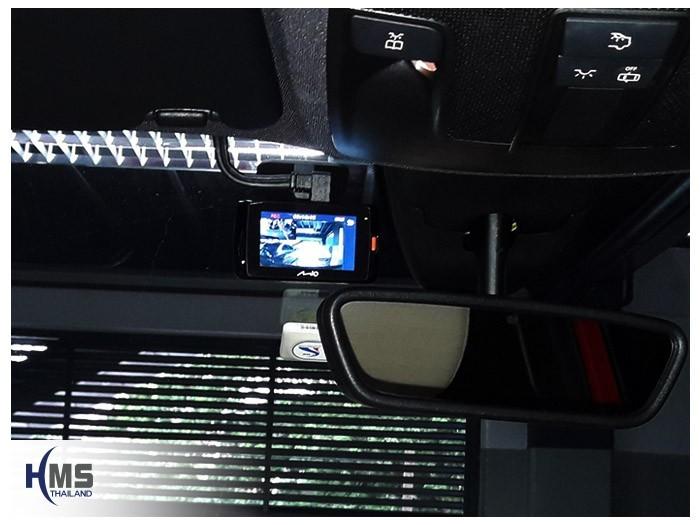 20180607 Mercedes Benz B200_W246_DVR_Mio_MiVue_792,กล้องติดหน้ารถ,กล้องหน้ารถ
