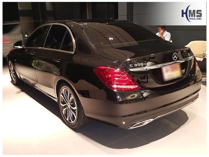 20171116_Mercedes Benz C350e_Wl205_front