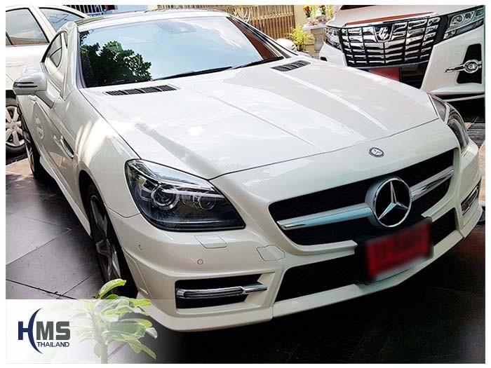 20170921 Mercedes Benz SLK200_R172_front