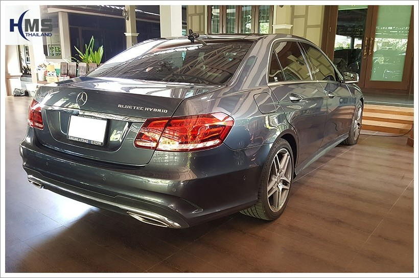 201712085 Benz C300 W213_Back