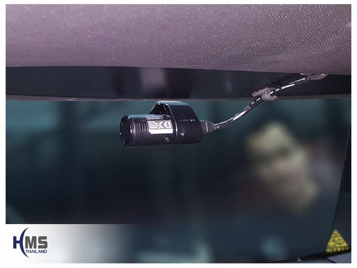 20171104 Mercedes Benz GLE350d_X166_DVR_Thinkware_F800_rear