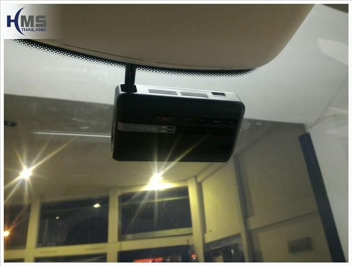 กล้องติดรถยนต์ thinkware f770 กล้องหน้า