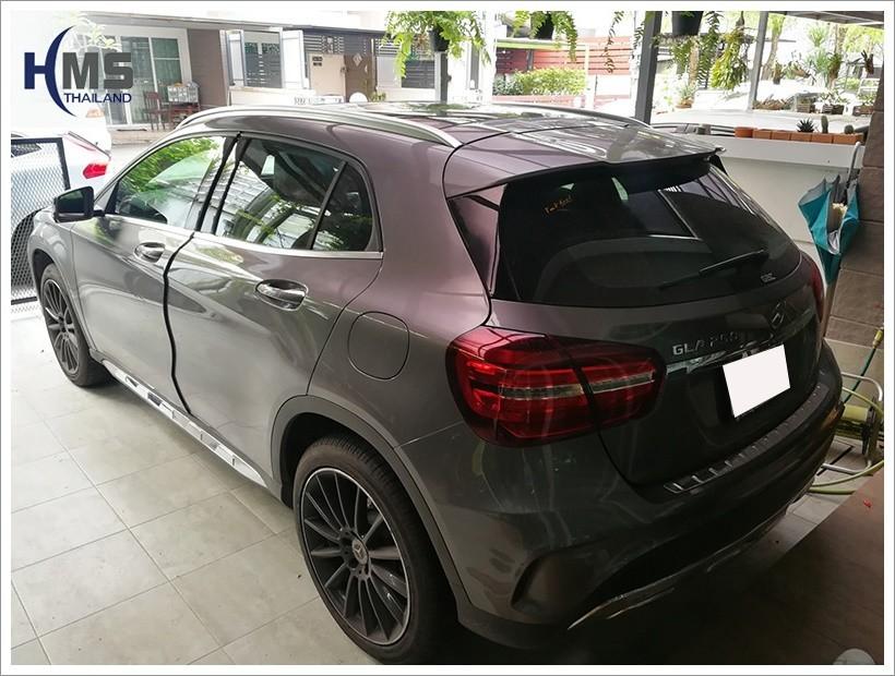 20180418 Mercedes Benz GLA250 W156_back