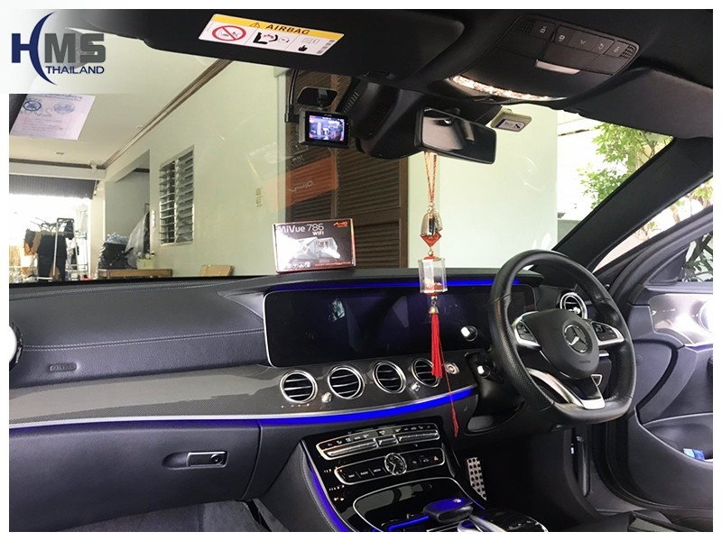 20181016 Mercedes Benz E220d W213 DVR Mio Mivue_786_Wifi,กล้องบันทึกเหตุการณ์ ,กล้องบันทึก, กล้องติดหน้ารถ, กล้องวีดีโอ, DVR, Driving Video recorder, thinkware, mio, Blackvue,carcamkorea ,กล้องวีดีโอ, test drive ,กล้องติดรถยนต์, กล้องติดหน้ารถ, กล้องหน้ารถ,