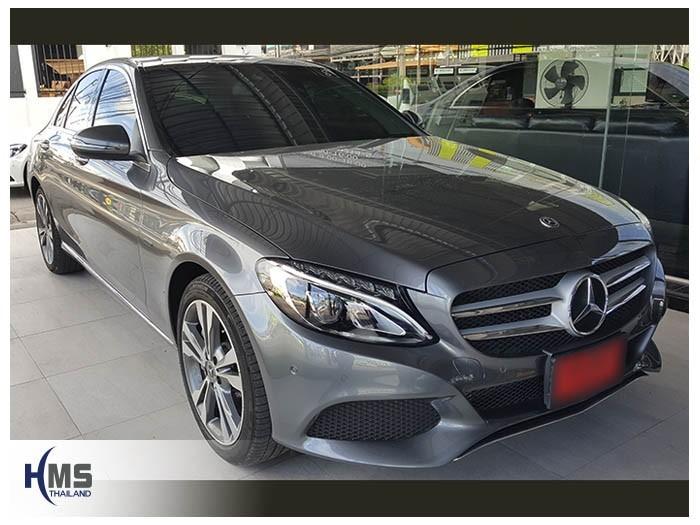 20180605 Mercedes Benz C350e_W205_front,เบนซ์,เมอร์เซเดส,