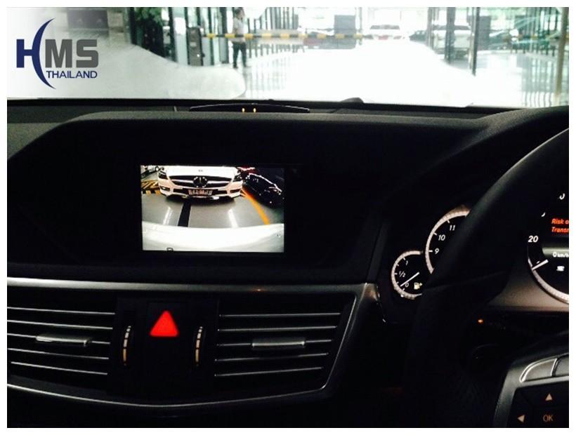 กล้องมองหลัง Benz E200, เบนซ์ 200 กล้องหลัง, Rear Cam Mecedes E200