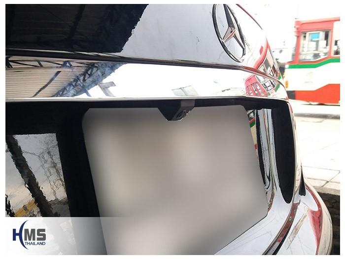 20180522 Mercedes Benz E200 Cabiolet_Rear_camera