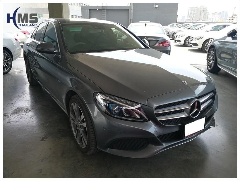 20180307 Mercedes Benz C350e W205