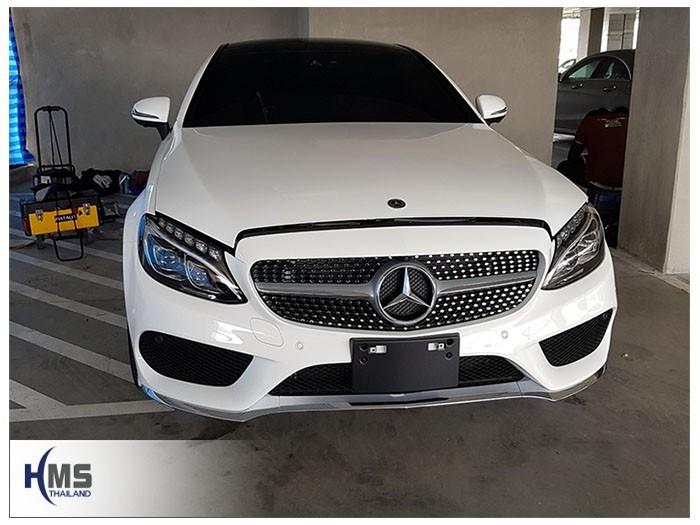 20171127 Mercedes Benz C250_W205_front
