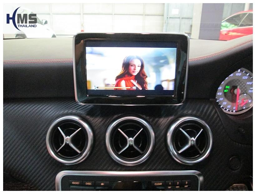 20140324 Mercedes Benz A Class TV Tuner,ทีวีจูนเนอร์