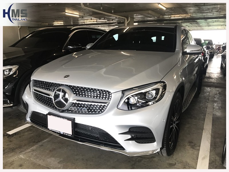 20180723 Mercedes Benz GLC250 W253