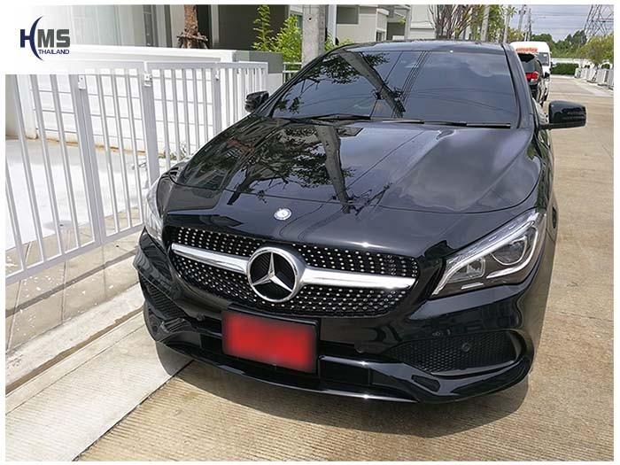 20170905 Mercedes Benz CLA250_C117_Front