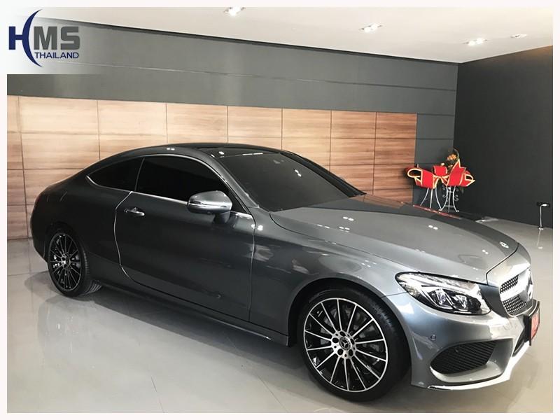 20180713 Mercedes Benz C250 W205_front