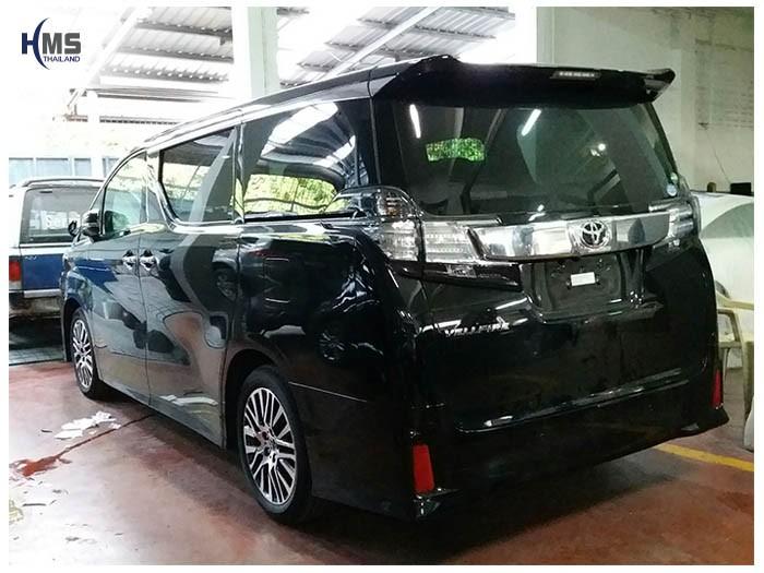 20170831 Toyota Vellfire_back