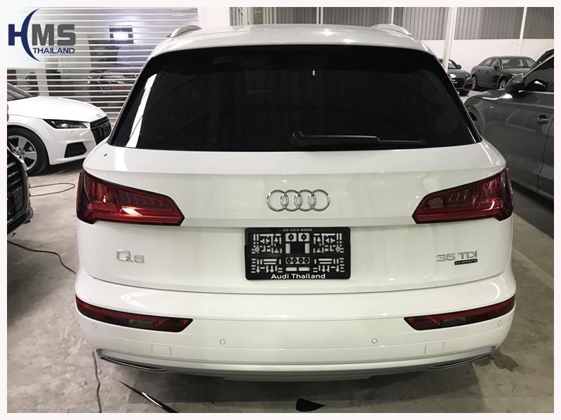 20180724 Audi Q5_back,Audi Thailand,35TDI,Quattro,Q5