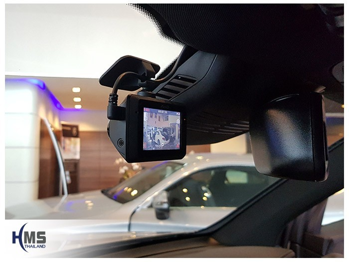 20180523 Mercedes Benz GLC250d_W253_DVR_Mio_MiVue_786_Wifi
