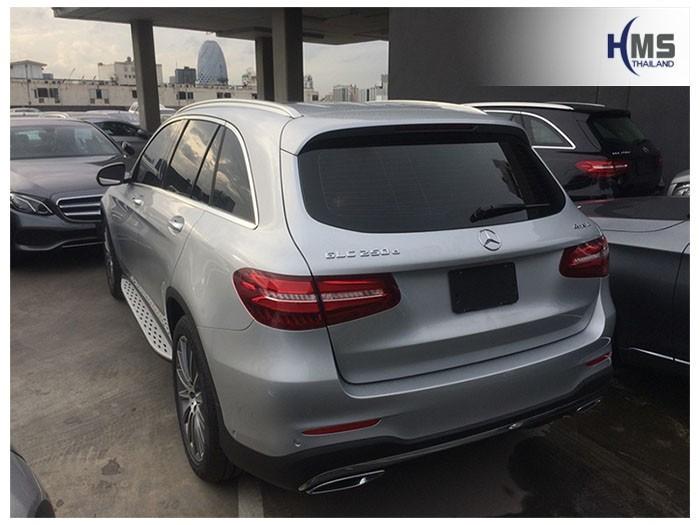 20180814 Mercedes Benz GLC250d_W253_back,Benz, Mercedes ,เบนซ์ ,เมอร์เซเดส, ซาลูน,ราคาเบนซ์,facelift ,Brabus ,AMG ,Bluetec ,Hybrid,ไฮบริด