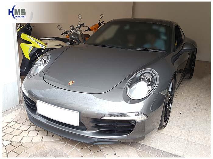 20170815 Porsche 911Carrera front