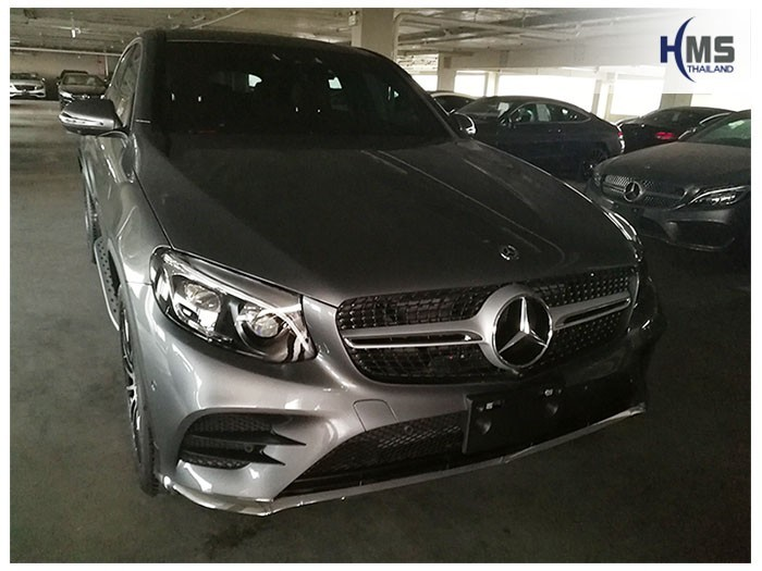 20171129 Mercedes Benz GLC250 Coupe_W253_front