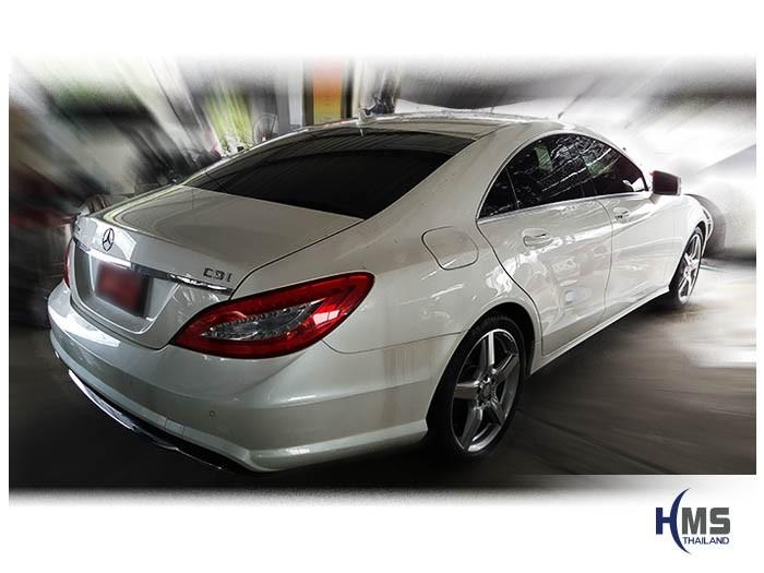 20170531 Mercedes Benz CLS250_W218_back