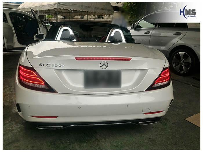20170629 Mercedes Benz SLC300_R172_back
