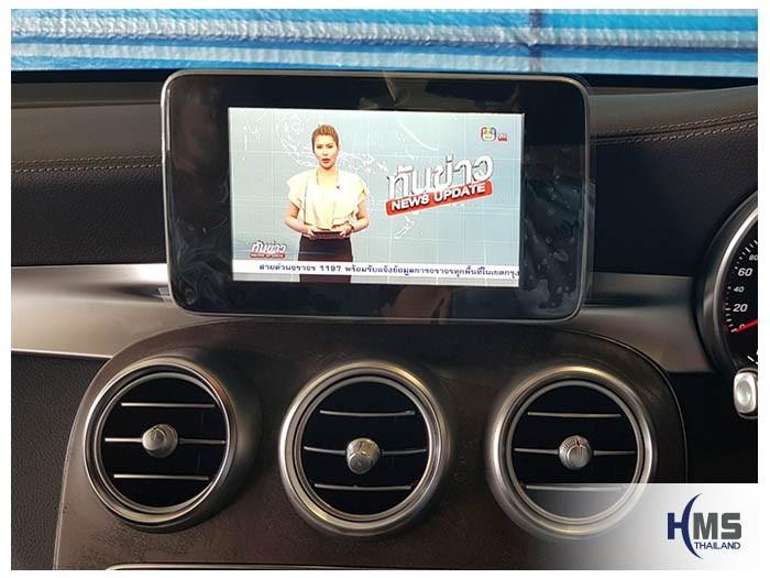 20171115 Mercedes Benz GLC250d_W253_TV digital_ASUKA_HR600_TV