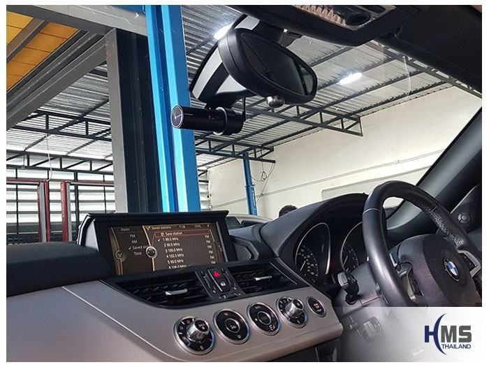 20180915 BMW Z4 BlackVue 750s 1ch,DVR,กล้องติดรถยนต์,กล้องหน้ารถ,กล้องติดหน้ารถ