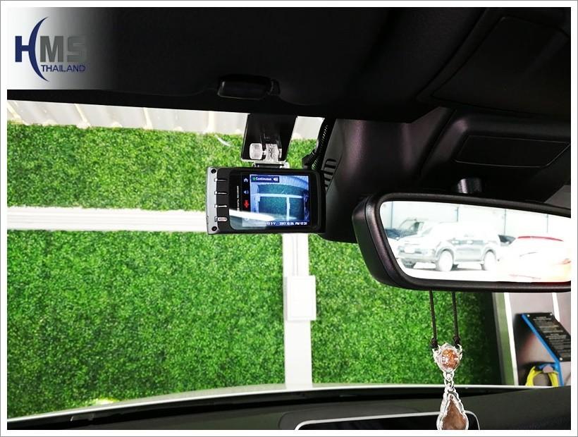 Benz C300 W205 DVR_Thinkware_X330_front