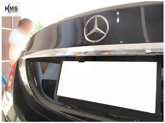 20161209 Benz E200 W212 facelift_Rear camera