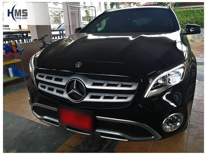 20180108 Mercedes Benz GLA200_W156_front