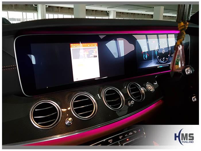 20170602 Mercedes Benz E220d_W213_TV Digital_ASUKA_HR630_iPod Cable