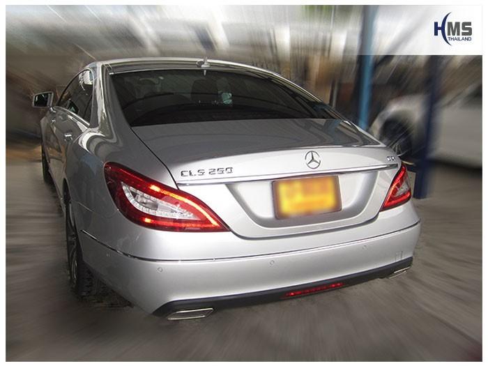 20150320 Mercedes Benz CLS250 W218_Back