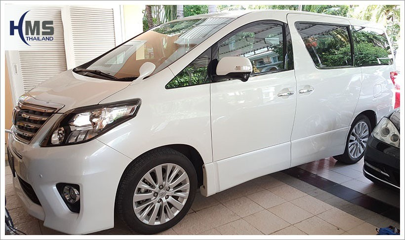 20170722 Toyota Alphard