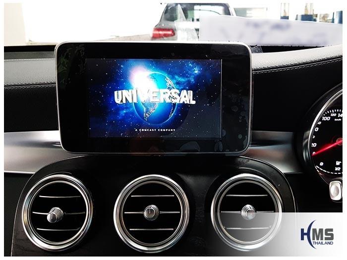 20170912 Mercedes Benz GLC250d_X253_TV Digital_ASUKA_HR600_Movie