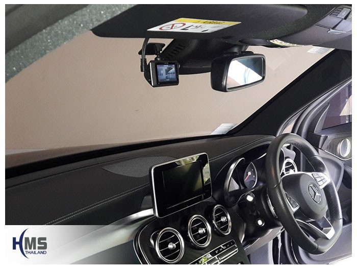 20180518 Mercedes Benz GLC250d W253_DVR_Mio MiVue_786_wifi