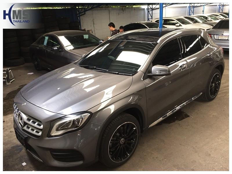20181001 Mercedes Benz GLA250 AMG Dynamic W156