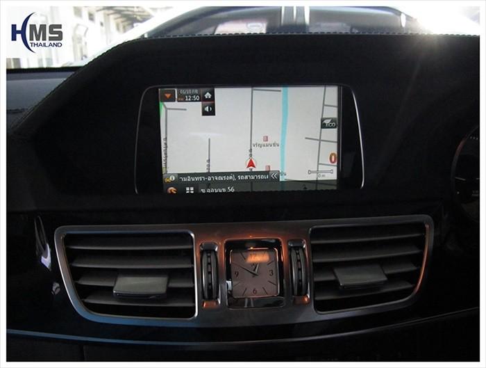 SpeedNavi,Navigator,E300 Navigation,แผนที่นำทาง Benz E300,โปรแกรมนำทาง Benz