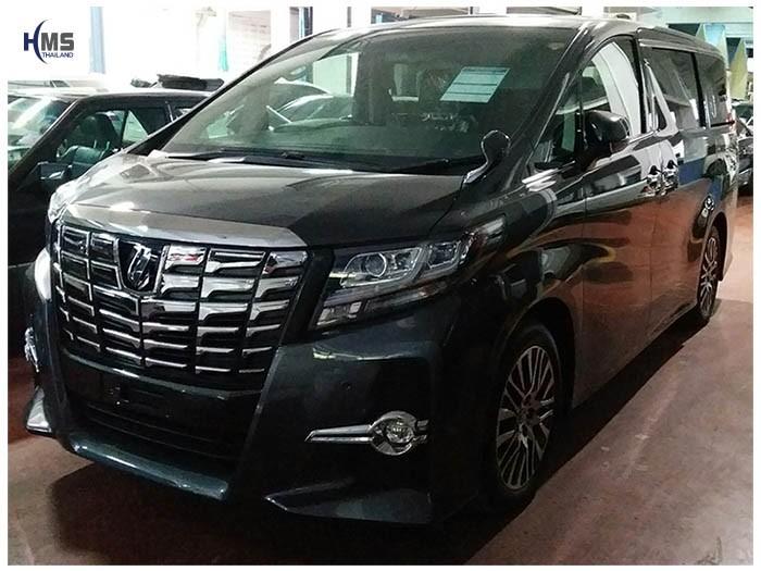 20170831 Toyota Alphard_front
