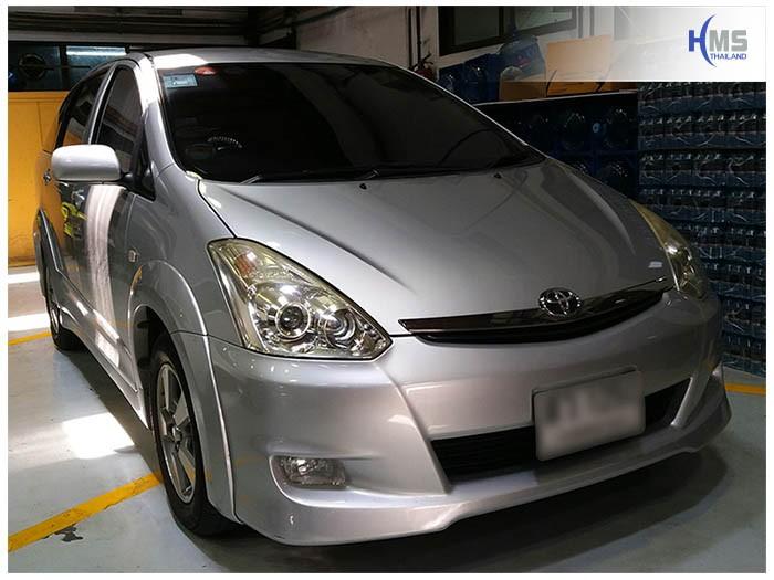 20170520 Toyota Wish_Front