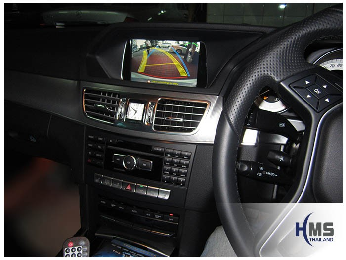 20150112 Mercedes Benz E200 W212_Rear camera_View