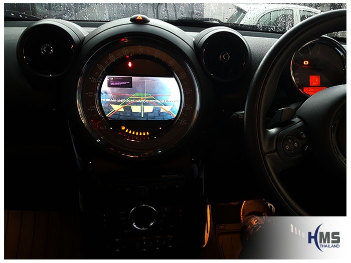 20170823 Mini Countryman_Rear camera_View