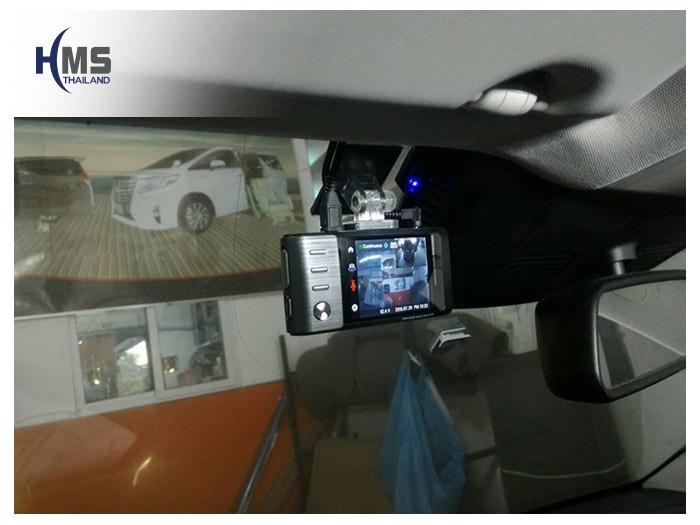20170526 Mercedes Benz Vito_C639_DVR_Thinkware_X550_front