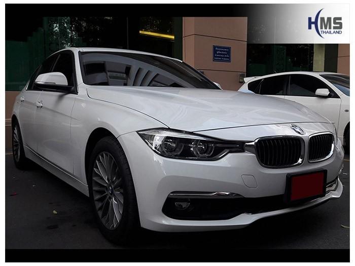 20180801 BMW 350d_F30_front,ติดกล้องมองหลัง บน BMW 320d F30