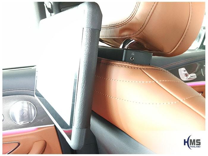 20170602 Mercedes Benz E220d_W213_Rear monitor_XM_10.1_AUX3.5