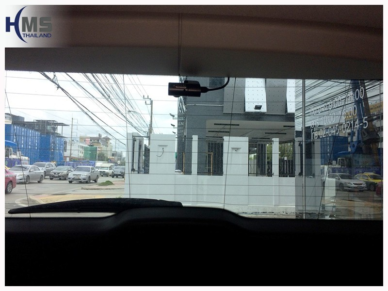 20180719 Mercedes Benz ML250 W166 DVR Thinkware_X800 Pro