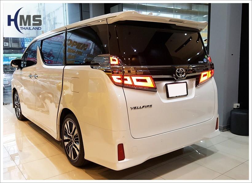 20180427 Toyota Alphard back
